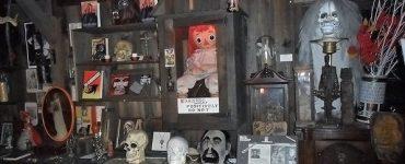 História da boneca Annabelle