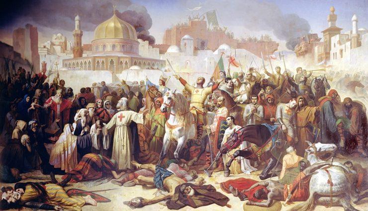 Os cavaleiros de Jerusalém