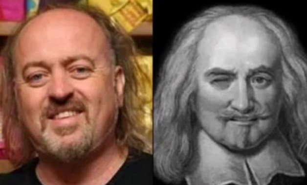 Bill Bailey Doppelgänger hobbes