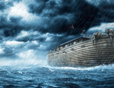 O dilúvio bíblico aconteceu mesmo