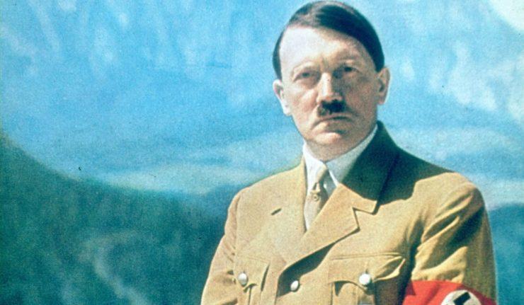 O suicídio de Hitler foi forjado