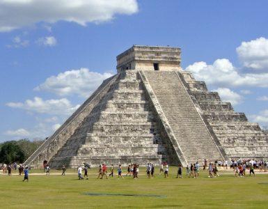 Pirâmides Maias