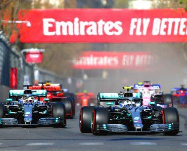 Recordes da Fórmula 1