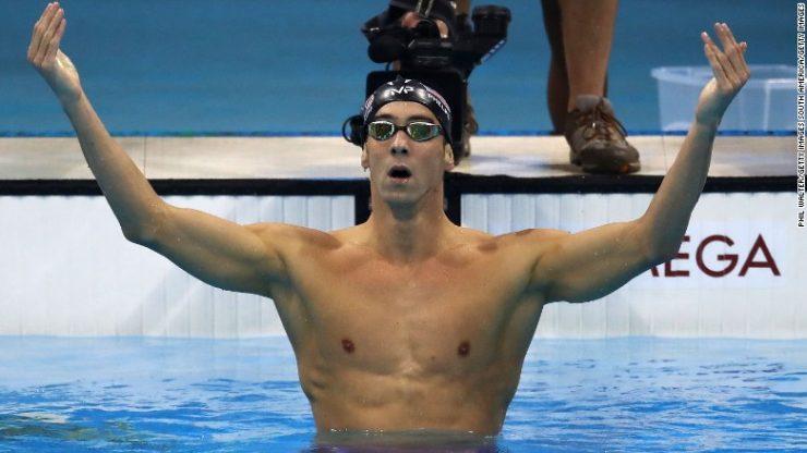Recordes olímpicos